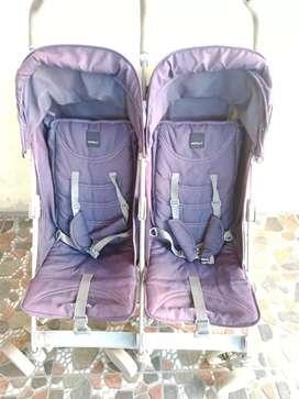 Baby Stroller kembar
