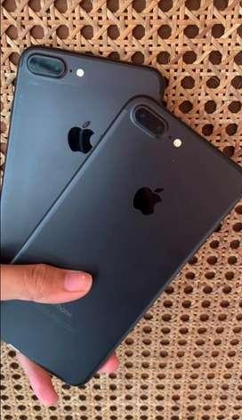 Iphone 7 plus 128gb second ori