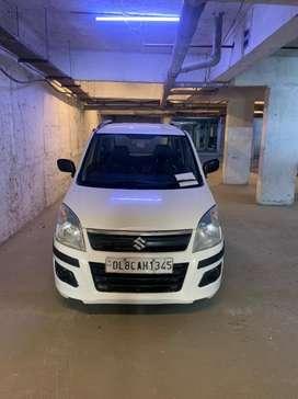 Maruti Suzuki Wagon R 1.0 2014 CNG & Hybrids Good Condition New Tyres