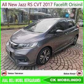 Jazz RS matic 2017 Facelift Orisinil Bisa Kredit