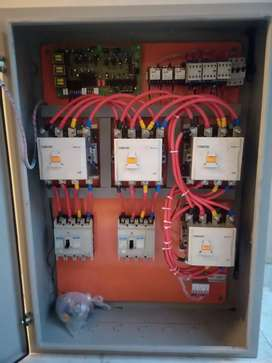 Double Source ATS Panel