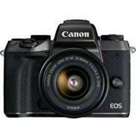 Kredit Kamera Canon M5 Proses Secara Instan Dan Cepat Gan