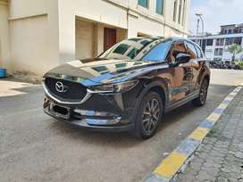 Mazda CX5 2.5 GT Grandtouring Facelift Hitam 2017 2018 Sunroof Bose