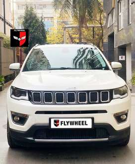 Jeep COMPASS Compass 2.0 Limited 4X4, 2017, Diesel