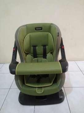 Car Seat Merk Babydoes (Green)