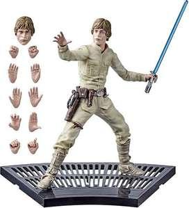 Hyper Real StarWars Black Series Luke Skywalker ORIGINAL HASBRO