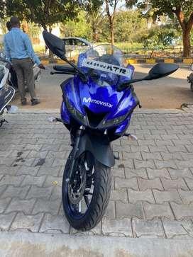 Yamaha R15 v3 Moto GP version
