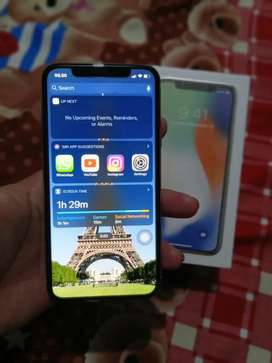Iphone X 256GB (Apple)