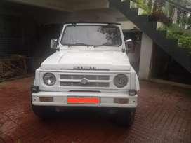 Maruti Suzuki Gypsy King Diesel Engine