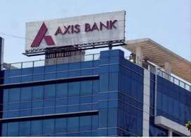 Direct interview for axis Bank