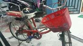 Sepeda anak kondisi masih oke