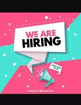 Urgent Hiring BPO jobs