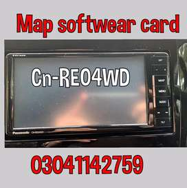 Panasonic strada CN-RE04WD. CN-RE03WD. CN-RE02WD. CN-RE01WD. CN-RE05WD