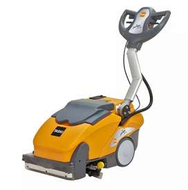 Automatic floor cleaning & washing machine