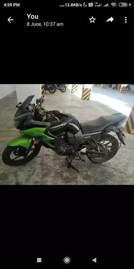 Yamaha fazer (in proper condition)
