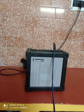 Guitar amplifier and processor
