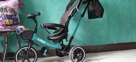Dijual sepeda anak roda tiga