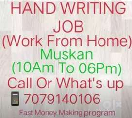 """DATA ENTRY OFFLINE WORK """"You Can Earn Money From Your Home, Hurry!!"""