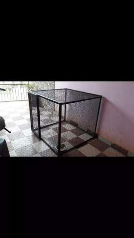 dog/cat cage 4×4