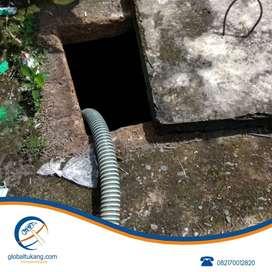 Jasa sedot wc/septictank, air limbah, pasang instalasi listrik