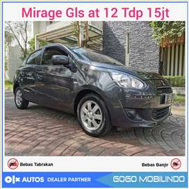 [DP15JT] Mirage GLS at 2012 Low km bs kredit