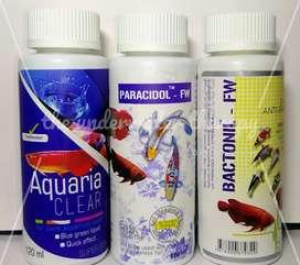 Aquatic remedies fish medicine