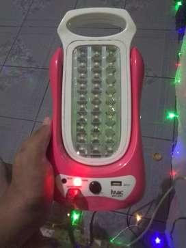 Lampu LED portabel