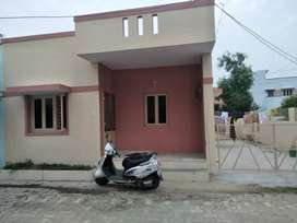 A house for sale near Angel school at Rs 38 lacs