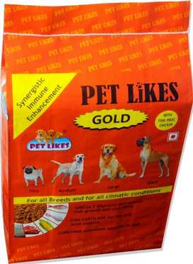 Pet Likes (dog Food Available) (adult & Puppy)