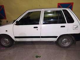 Maruti Suzuki 800 Petrol Good Condition