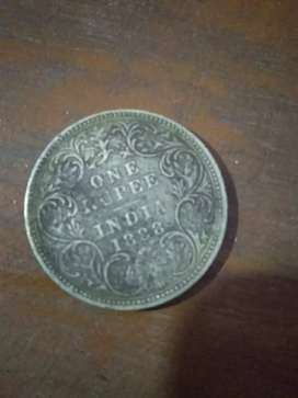 Old coin silver