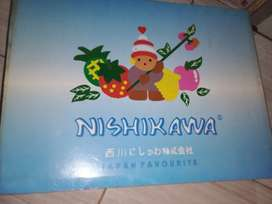peralatan makan bayi nishikawa
