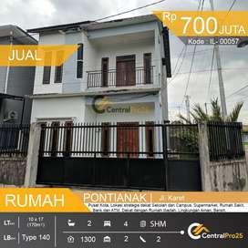 Dijual Rumah Mewah Seharga 700 Juta Type 140