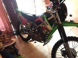 Kawasaki klx thn 2014