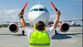 Urgent hiring for Engineer and Ground Staff in Lucknow Airport,