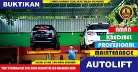 Hidrolik mobil type H, alat pengangkat mobil bagus dan berkualitas