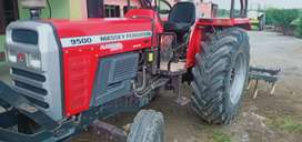 Very good condition and heavy tractor