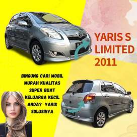 Yaris S Limited 2011 Silver Automatic