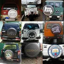 Cover/Sarung Ban Touring/Ecosport Toyota Rush/Terios/New 2019#CaptainU