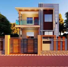 Design 2d 3d elevation with steel detailing