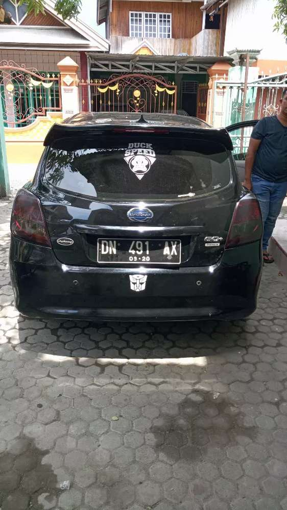 Murah Datsun Go+ panca mulus terawat Palu Barat 85 Juta