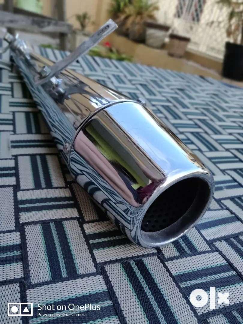 new gursewak megaphone exhaust 0