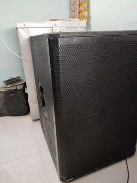 Bass box 18inch speaker 1200w // Rs-11000
