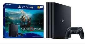 Kredit SONY PS4 Pro GOD OF WAR Gratis 1x cicilan