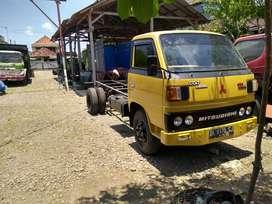 Truk Mitsubishi Colt Diesel 100 PS 1989 Siap kerja