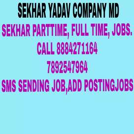 Work for 2-3 hours as part timer to earn 3000 weekly