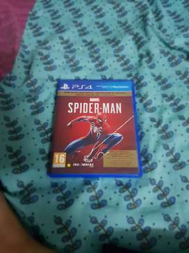 Ps4 Spiderman cd
