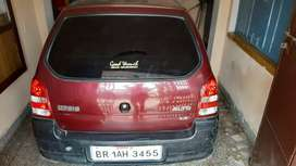 Alto in mint condition ..bank officer car