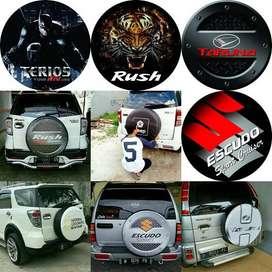 Suzuki Jimny/Rush/Terios/Everest/Cover/Sarung Ban penyayang#Club Bilba