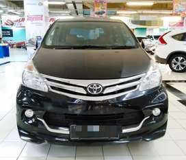 Toyota Avanza G Luxury 2015 matic KM 28rb